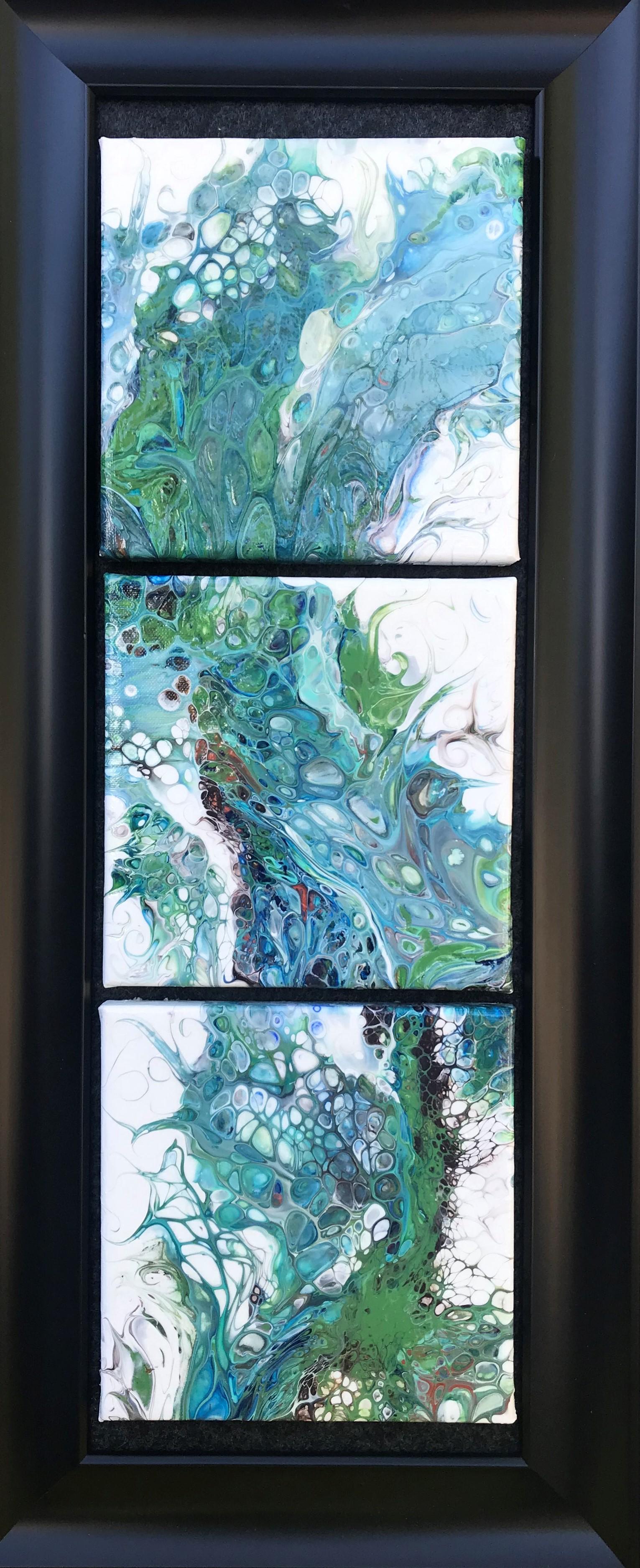 """Mystic River"" Original Acrylic $120"