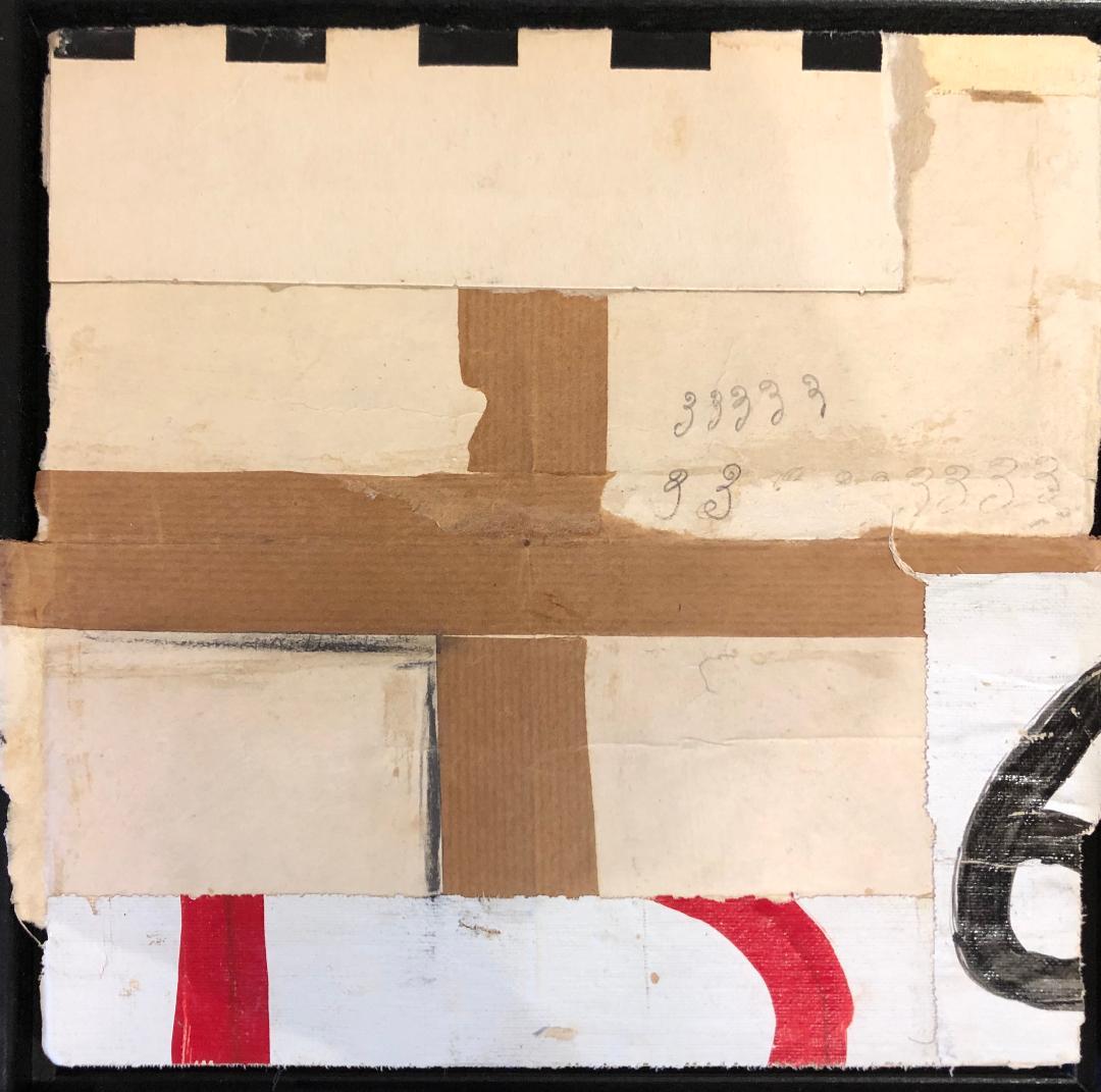 Threes - 8 x 8 - Collage