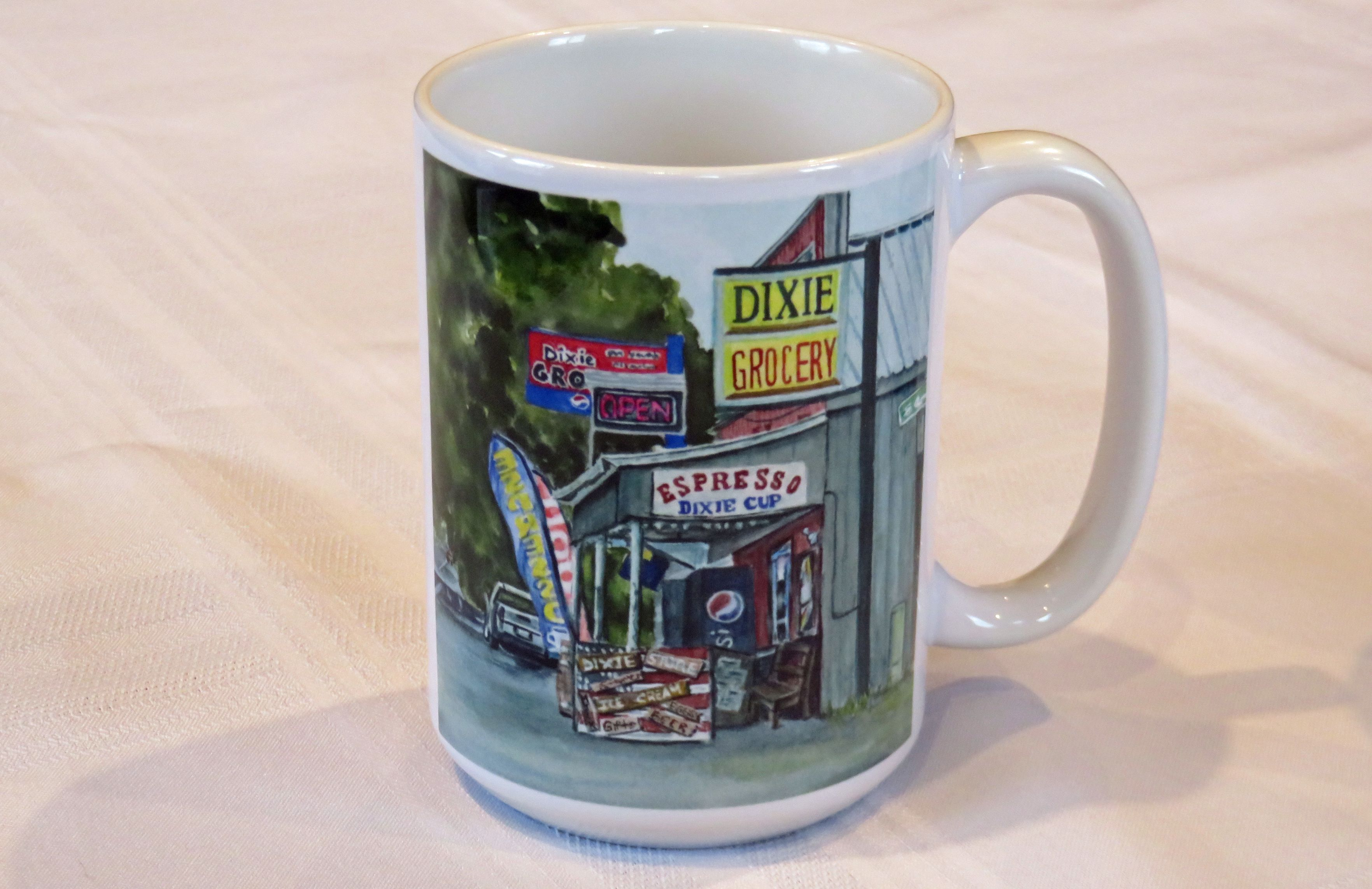 Mug - Dixie Grocery