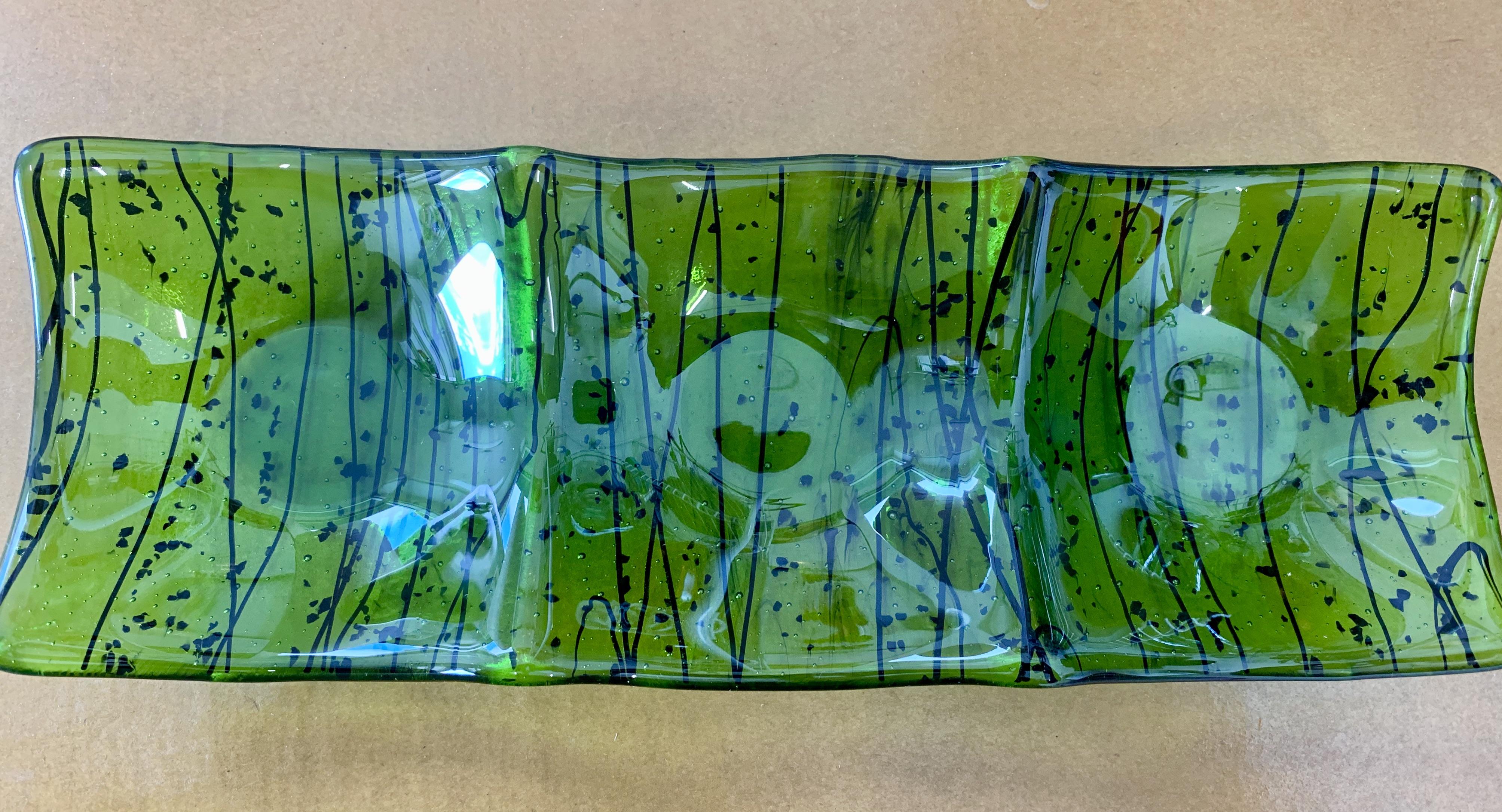 Transparent Plate - $50